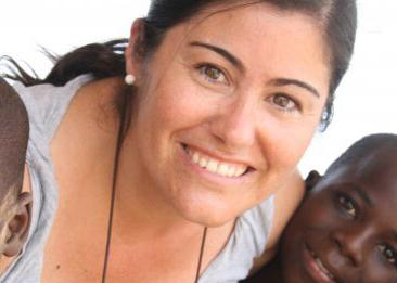 Maria Burkina Faso