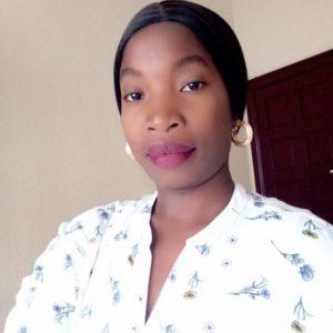 Aline Bahati habla de coronavirus en RDC