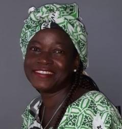 Filomena Avomo periodista Guinea Ec
