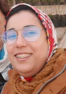 Lamia Azdad Marruecos