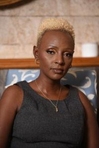 Linda Ihuthia. Kenia