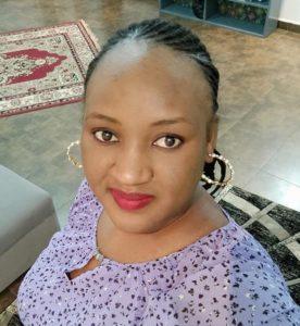 Maimouna Dembele. Bamako