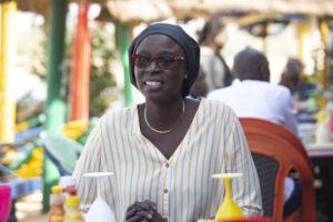 Mariama Badji es Directora de Comunicación de Cora