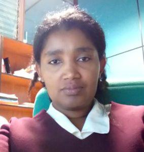 Tigist Fekadu Etiopia